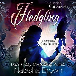 Fledgling audiobook cover art
