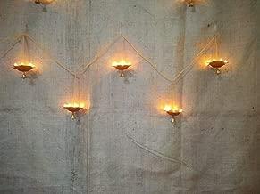 Generic Electronic Diya Toran Style Decoration Light for Festive Season & Diwali- Made in India. D-5