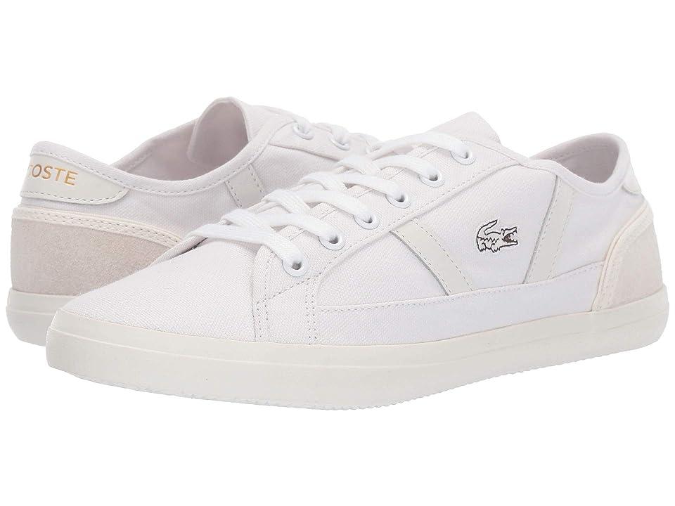 Lacoste Sideline 119 1 (White/Off-White) Women