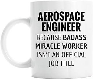 Gift for Aerospace Engineer, Funny Aerospace Engineer Coffee Mug, Graduation Gift