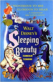 Sleeping Beauty POSTER Movie (11 x 17 Inches - 28cm x 44cm) (1959) (Style B)