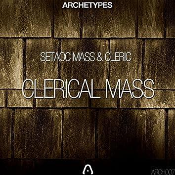 Clerical Mass