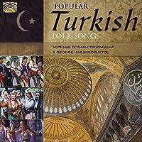 トルコ: フォークソング集 (Popular Turkish Folk Songs) [輸入盤]