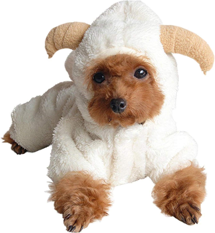 Alfie Pet  Everly Sheep Costume  Size  Medium