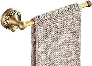 Weare Home Retro solide koper korte enkele handdoekstangen handdoekhaak handdoekhouder minimal klassiek voor keuken met in...