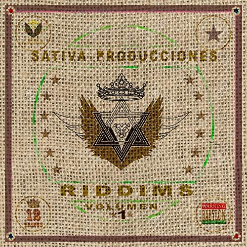 Sativa Producciones, Instrumental Reggae Riddims & Reggae Riddims