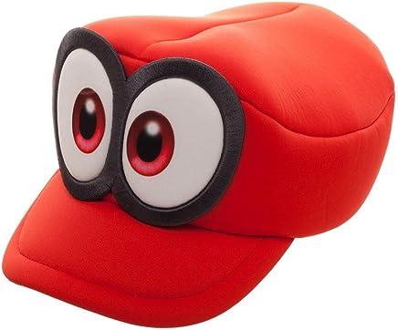 1bd8afa38fe49 Nintendo Super Mario Odyssey Cappy Hat Cosplay Accessory Red