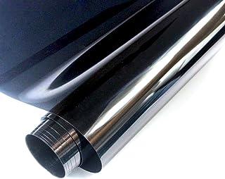 comprar comparacion FENTIS Película para Ventana Solar Película de vidiro unidireccional Lámina de protección Solar 60 * 200cm Resistente a lo...