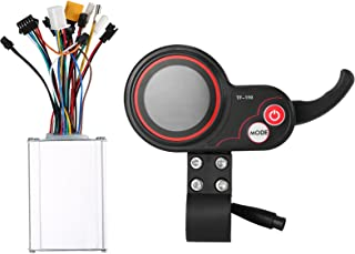 Yorten 48V Aluminum Alloy Electric Scooter Motor Controller Intelligent Brushless Motor Controller + Electric Scooter Inst...