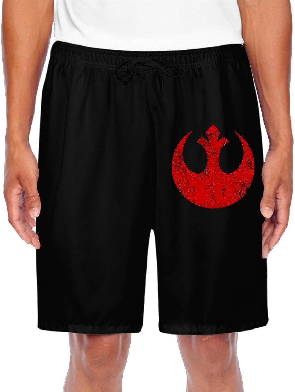 Men's Rebel Alliance Logo Shorts Gym