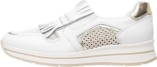 NeroGiardini P805240D Sneaker Mujer De Piel, Ante Y Tela