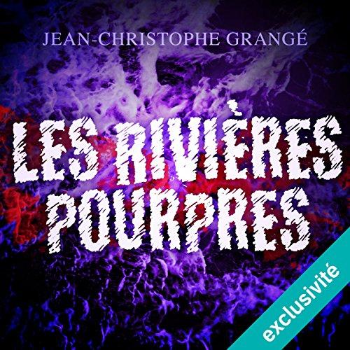 Les rivières pourpres audiobook cover art