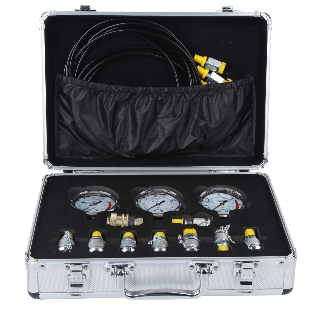 Hydraulic Pressure Test Kit All stores are sold Tool Light Overseas parallel import regular item Equipment