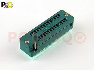 16-polig 5 x  Kühlkörper für DIL-IC 6,3 x 4,8 x 19 mm NEU