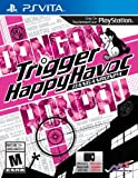 Atlus Danganronpa: Trigger Happy Havoc, PS Vita Basic PlayStation Vita Inglese videogioco
