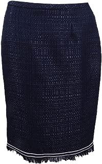 Women's Fringe Pencil Skirt