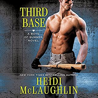 Third Base audiobook cover art