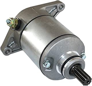 CALTRIC STARTER Compatible With ARCTIC CAT 400 4X4 Automatic LE MRP TBX TRV VP 376cc Engine 2003-2008