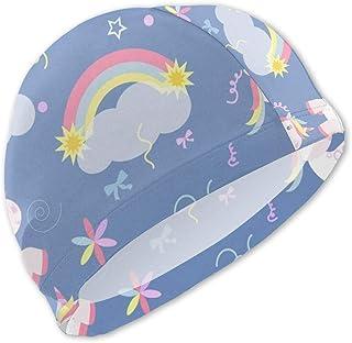 Lindo Gorro de baño Unicron para niños Gorro de baño para niños