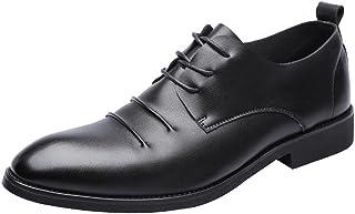 [Hardy] ビジネスシューズ 本革 メンズ 紳士靴 脚長 美脚 紐靴 防滑 革靴 防水 シューズ