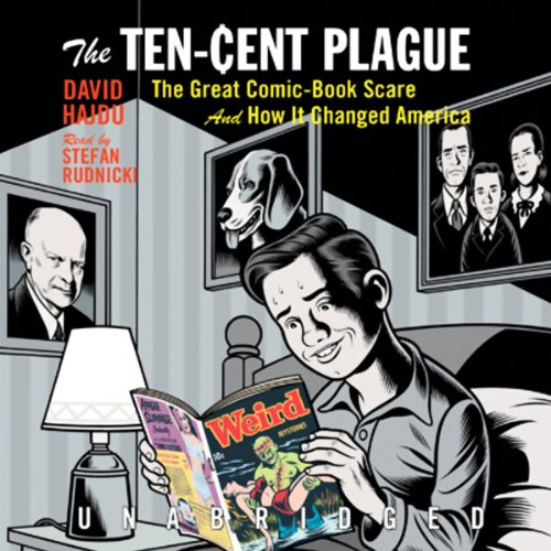 The Ten-Cent Plague  By  cover art