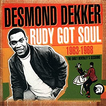Rudy Got Soul: The Early Beverley's Sessions 1963-1968