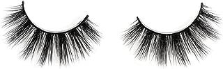 Lunamoon 3D Mink False Eyelashes Siberian Mink Fur Long Thick Hand-made Reusable Eyelashes Natural Look for Women's Makeup 1 Pair Pack (Britney)