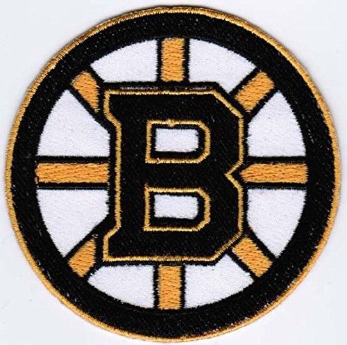 MAREL Patch Boston Bruins National Hockey League NHL Stickerei 7,6 Replik