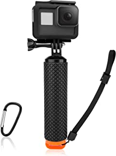 Luxebell Floating Hand Grip, Pole Mount for Gopro Hero 9 8 7 6 5 Max Session 4 3+, Handle Mount Accessories for AKASO EK70...