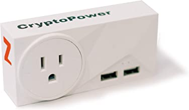 iozeta CryptoPower - the power adapter that enables you to convert any powered device to accept Bitcoin Cash and Other Cryptocurrency