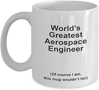 Aerospace Engineering Mug - World's Greatest Aerospace Engineer - Aerospace Engineering Gifts
