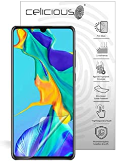 Celicious Matte Flex Anti-Glare 3D Screen Protector Film Compatible with Huawei P30 [Pack of 3]