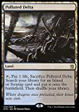 Magic The Gathering - Polluted Delta (239/269) - Khans of Tarkir