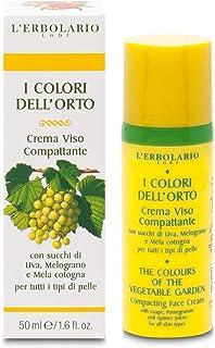 Crema Viso Compattante I Colori dell'Orto Giallo 50 ml
