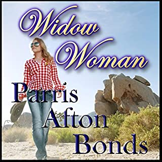 Widow Woman audiobook cover art
