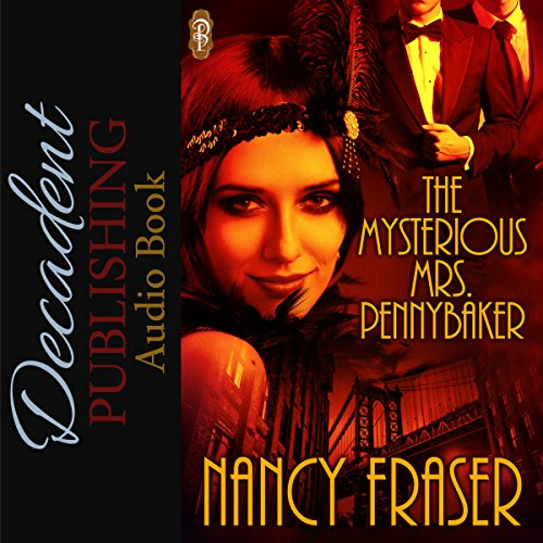 The Mysterious Mrs. Pennybaker audiobook cover art