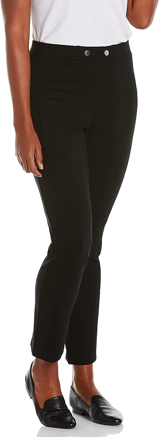 Rafaella online shop Women's Ponte Knit Pant New products, world's highest quality popular!