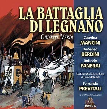 Cetra Verdi Collection: La battaglia di Legnano