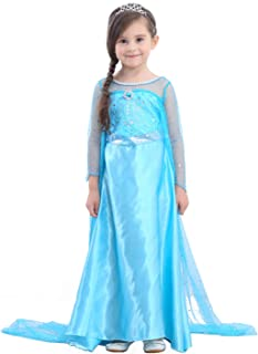 Best ice queen halloween outfit Reviews