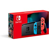 Nintendo Switch Bundle + SanDisk 128GB MicroSDXC Card + Ematic Wired Controller