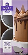 Wilton, Juego de 2piezas para pastel Pequeño & de alto capas Pastel Pan Set