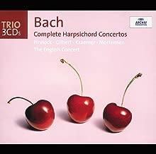 Bach: Complete Harpsichord Concertos