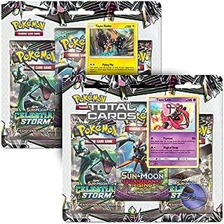 Pokémon na Pokemon Celestial Storm Sun & Moon Tapu Lele & Tapu Koko Booster Sets