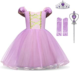 HNXDYY Little Girls Princess Dress Girls Fancy Party Costume