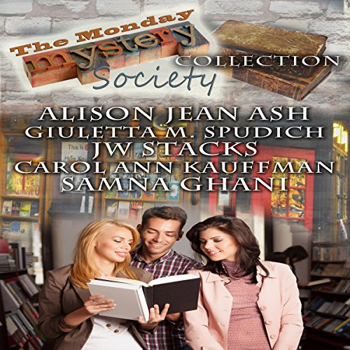 The Monday Mystery Society cover art