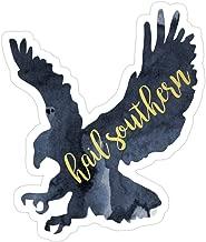 Big Lens store Hail Southern Georgia Southern University Stickers (3 Pcs/Pack)