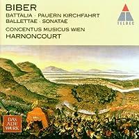 Biber : Battalia Pauern kirchfahrt / Ballettae Sonatae