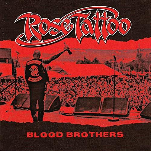 Rose Tattoo: Blood Brothers (Ltd.Gtf.Red 2lp) [Vinyl LP] (Vinyl (Limited))