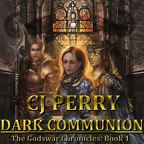 Dark Communion audiobook cover art