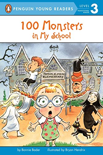 100 Monsters in My School: Chaucerian Scholarship and the Rise of Literary History, 1532-1635 (Penguin Young Readers, Level 3)